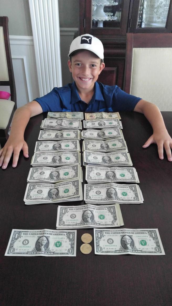 7.16.16 Jake Range Worker $353