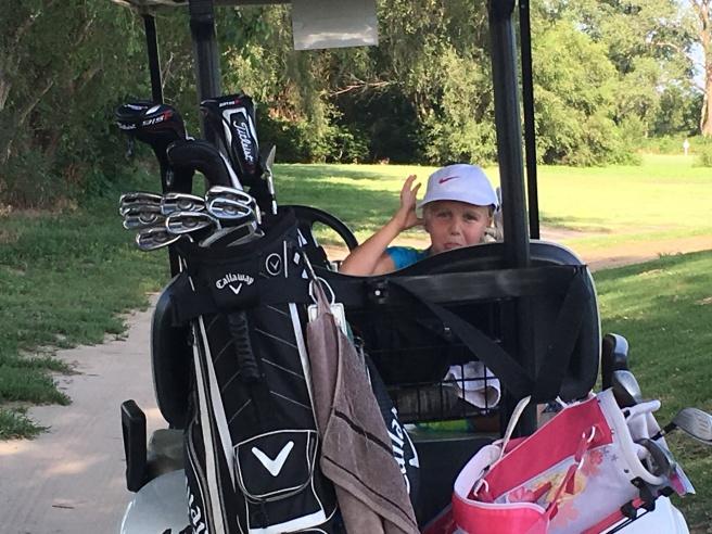 7.17.16 Brian's golf partner! (2).JPG
