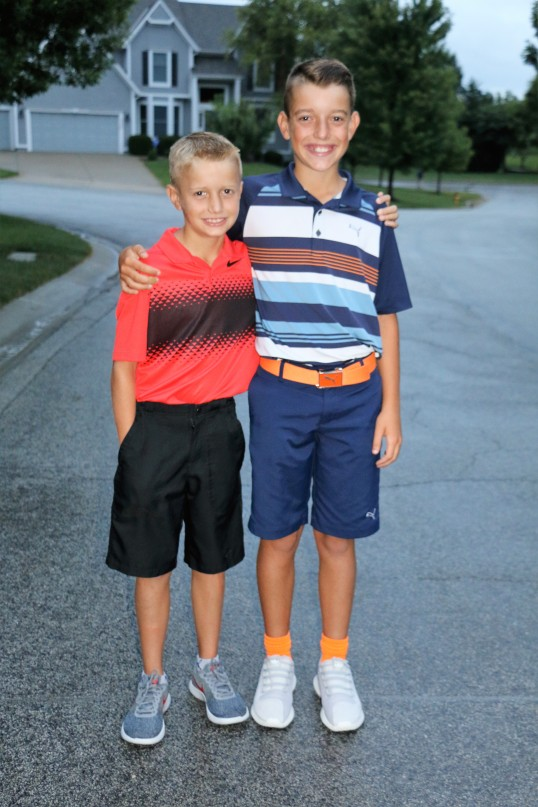 8.16.17 Jake&Drew_1st day 6th&4th GR (1)