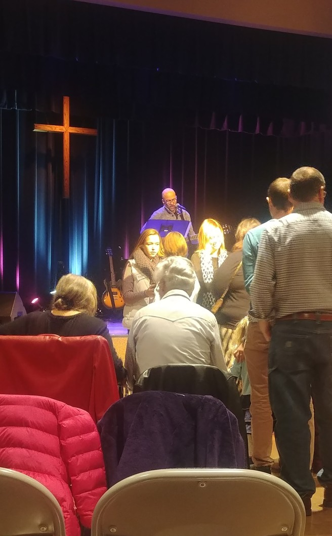 11.11.17 Morgan serving communion (3)