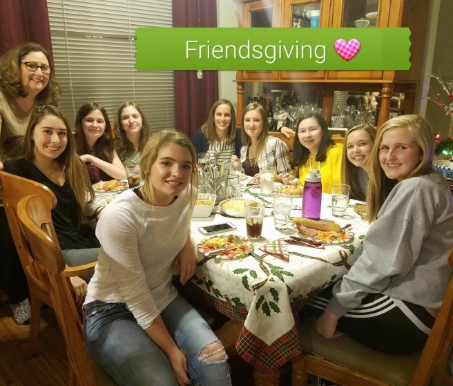 11.29.17 Morgan Life Group Dinner