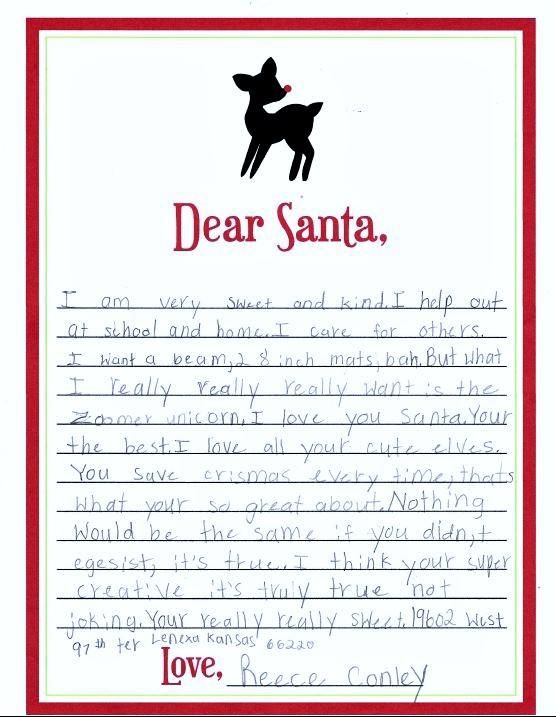 Reece Santa Letter 2017.JPG