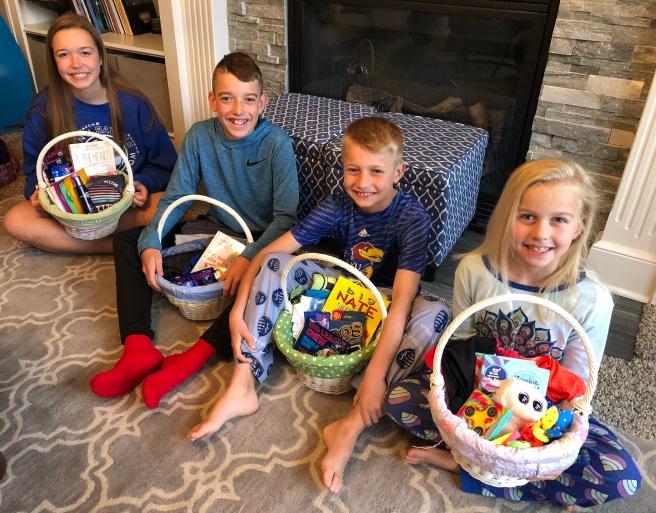 4.1.18 Easter Baskets!
