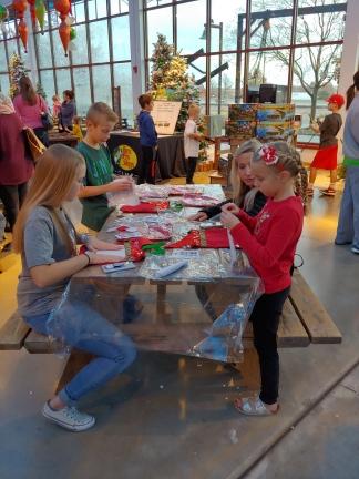 11.24.18 kids tree decorating & Santa (16)