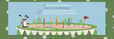 drew's 11th birthday